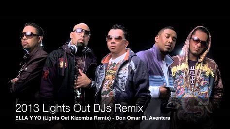 Walkin Out Yo Mashup by 2013 Lights Out Djs Remix Ella Y Yo Aventura Ft Don