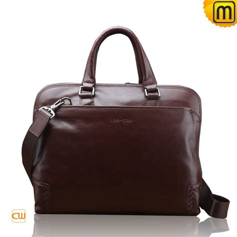 mens leather business bags s brown leather business handbags cw901577