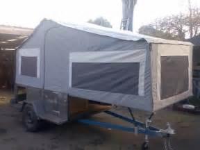 Diy Hard Floor Camper Trailer Plans Dirks Diy Camper Trailer