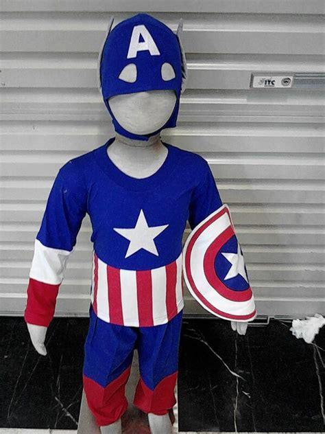Mainan Anak Anak Mainan Perisai Tameng Captain America Biru Harga mainan perisai captain america dhian toys