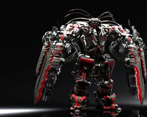 fondos de pantalla robots robot 3d gigante 1280x1024 fondos de pantalla y