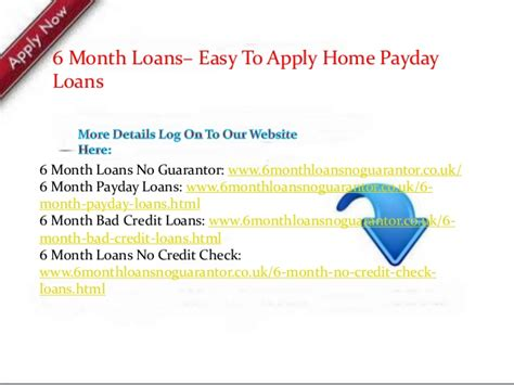 6 month loans uk payday loans no credit 6 month loans no guarantor loans with bad credit ok