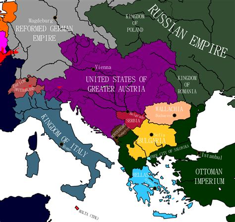 south of europe map map thread vii page 320 alternate history discussion board
