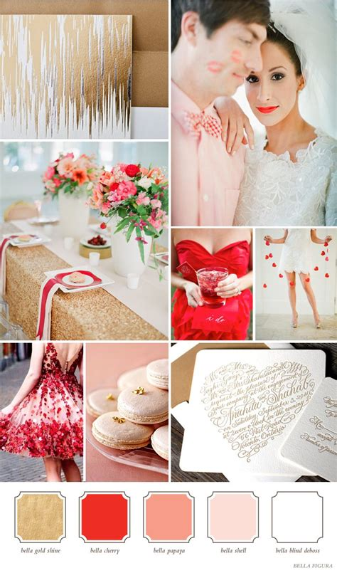 bold color combinations unique and bold color combinations for your wedding