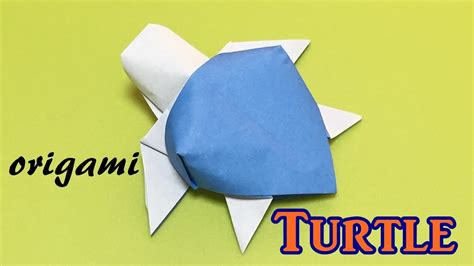 Origami Turtle Tutorial - amazing origami turtle tutorial how to make a paper
