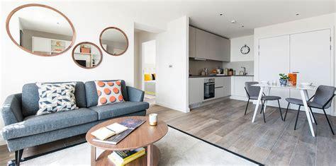 bedroom apartments  rent  london essential living