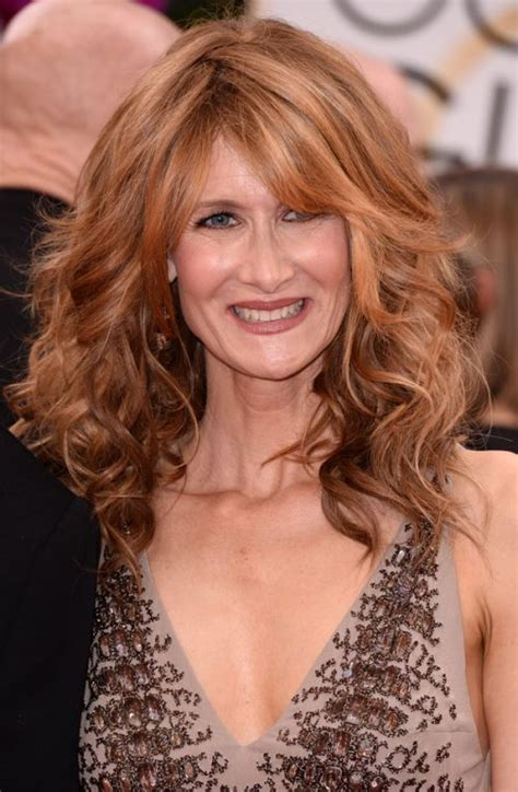 special occasion hairstyles for women over 50 laura dern long curly hairstyle for women over 50