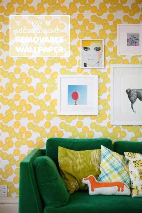 removable wallpaper decorate with amazing removable wallpapers this little