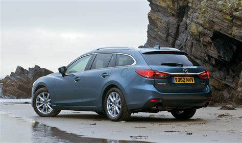 mazda 6 tourer estate review car