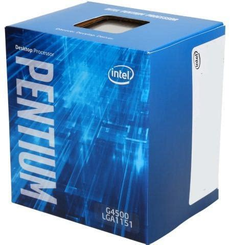 Intel Pentium G4560 3 5ghz Cache 3mb Box Socket Lga 1151 Kabylak Intel Pentium G4560 3 5ghz Lga1151 Processzor V 225 S 225 Rl 225 S