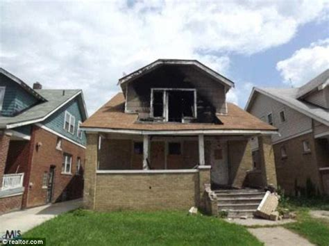 buy a house for 1 dollar house hunting the detroit family homes on sale for just 1 daily mail online