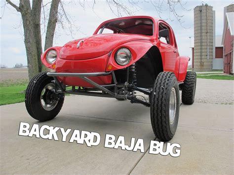 baja bug build baja bug build