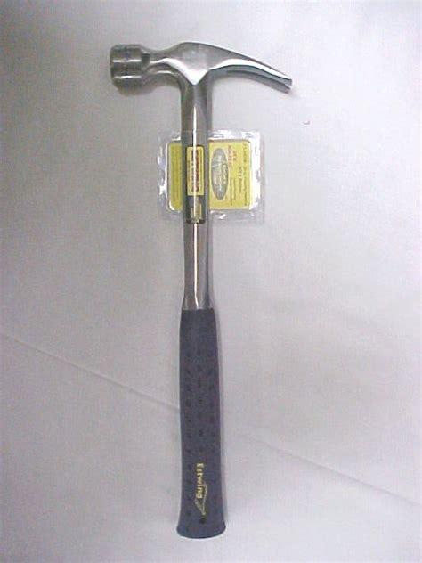 estwing english pattern hammer estwing nylon vinyl cushion grip long claw nail hammer