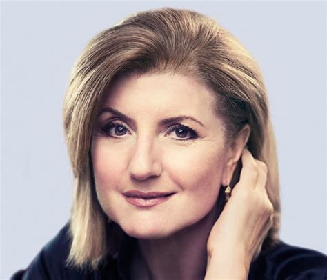 arianna huffington time arianna huffington at the chicago humanities festival