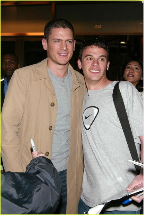 Miller And Married Bf Still On by Wentworth Miller Is Upfront And Center Photo 1128811