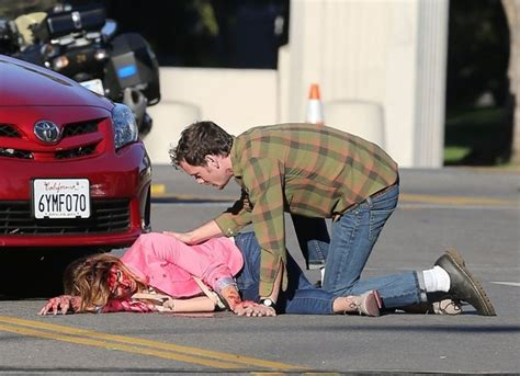the ex anton yelchin pictures burying the ex films in los