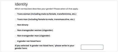 form design gender designing forms for gender diversity and inclusion ux