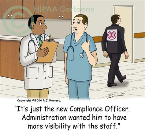Compliance Officer by Hipaa Welcomes You