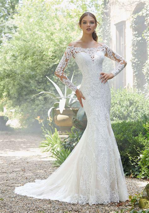 priscilla wedding dress style  morilee