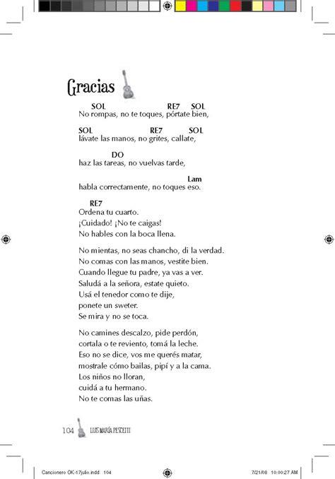 Luis Pescetti » Archivo » Gracias