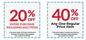 target black friday 2010 michaels coupon save 20 off entire purchase including