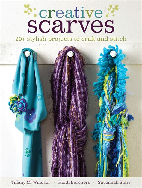 21 creative scarves to brighten your wardrobe book review