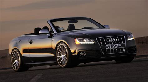 Audi Cabrio S5 by In4ride Stasis Pulls 300kw From Audi S5 Cabriolet