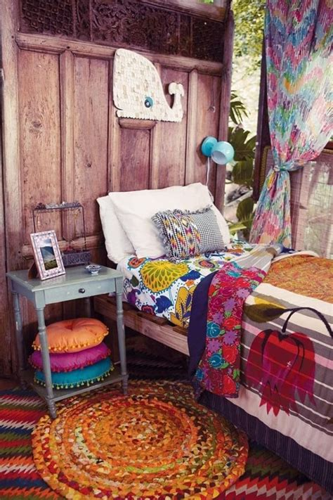 Bohemian Style Bedroom by How To Achieve Bohemian Or Boho Chic Style