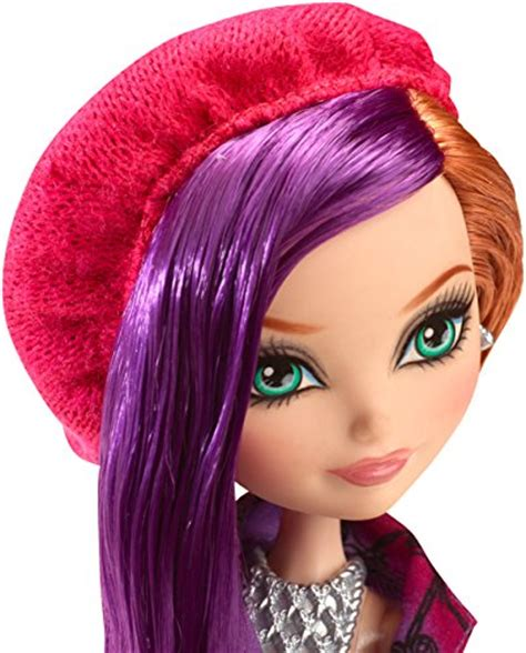 After High O Hair Style Doll How To Do Hair by After High Through The Woods Poppy O Hair Doll In The