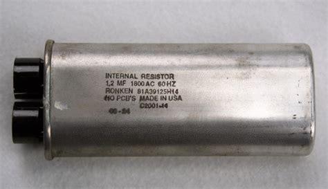 resistor capacitor used ronken 81a39125h14 resistor capacitor