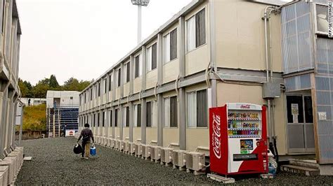 corporate housing 90000 still in temporary housing after fukushima disaster