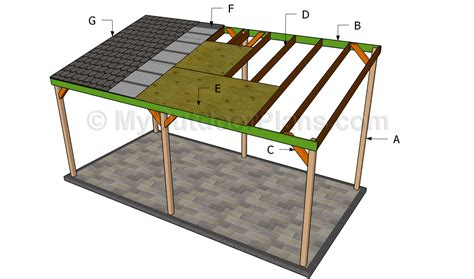 carport plan wood work wood carport design plans pdf plans