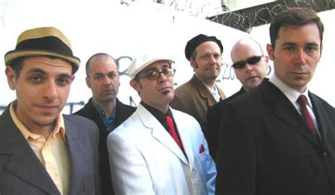 The Slackers the slackers for l a downtown lobby