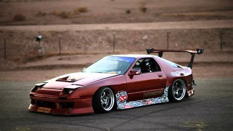 fc rx7 mazda rx7 fc tuning cars youtube