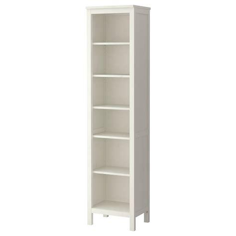etagere klein hemnes bookcase white stain 49x197 cm ikea