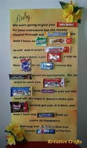 Candy cards on pinterest candy cards birthday candy and candy bar