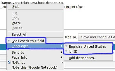 format xpi adalah pemeriksa ejaan bahasa indonesia untuk firefox amazing grace