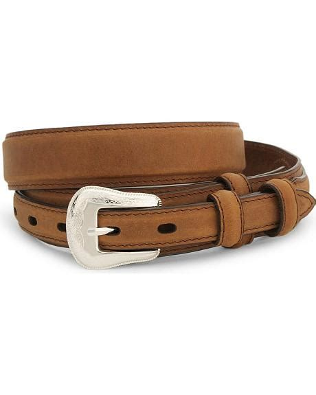 brown leather ranger belt reg big sheplers