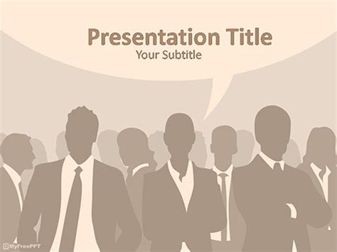 Free Human Resources Powerpoint Template Download Free Powerpoint Ppt Human Resources Powerpoint Template
