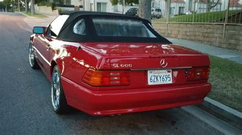 accident recorder 1994 mercedes benz sl class instrument cluster 1994 mercedes benz sl600 convertible 2 door 600sl sl500 sl 500 600 r129 w126 classic mercedes