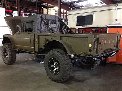 jeep kaiser lifted image gallery lifted m715