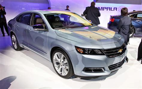 new impalas thread of the day 2014 chevrolet impala revealed hit of