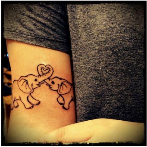 elephant tattoo heart 50 creative elephant tattoo designs for men and women