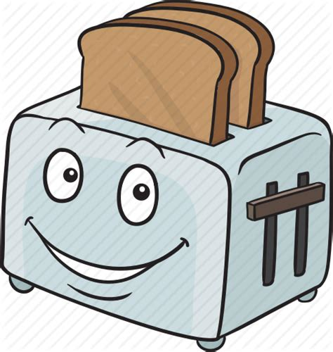 What Toaster Should I Buy Cartoon Emoji Face Smiley Toaster Icon Icon Search
