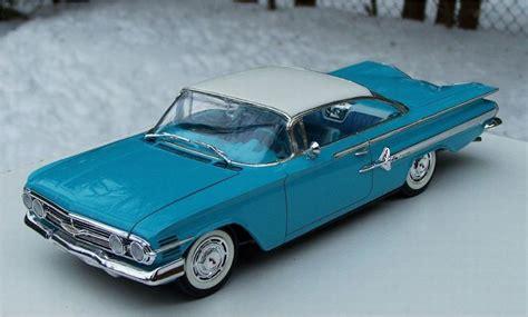 chevrolet 1960 models revell 1960 chevrolet impala 348ci