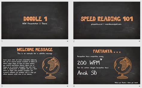 template dalam powerpoint adalah cara membuat presentasi powerpoint dengan cepat