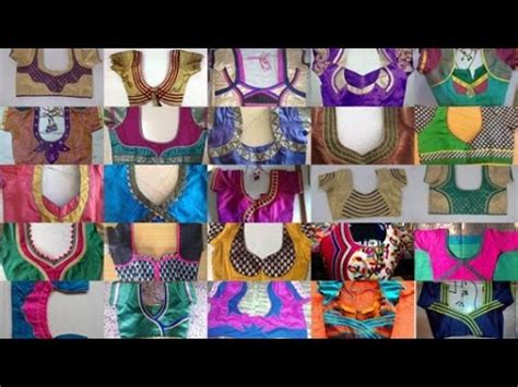 Blouse Cutting Method:Designer Saree Blouse(Choli) Designs/Make Measurement Steps   FunnyDog.TV