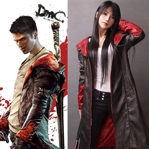 Sweater My Cry 1 May Cry 5 Dmc 5 Dante Costume Coat Jacket