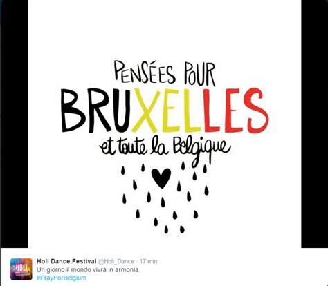 attentato bruxelles il ricordo  la solidarieta su twitter