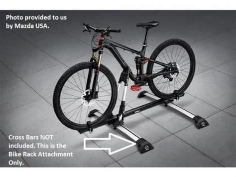 mazda carriers genuine mazda bike carrier